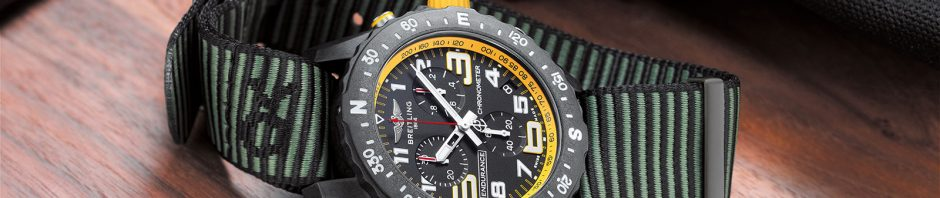 Best Breitling Endurance Pro Replica Watches